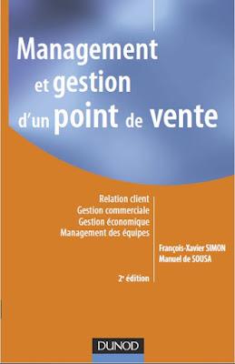 Télécharger Livre Gratuit Management et gestion d'un point de vente pdf