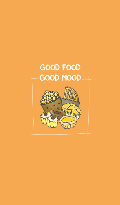 GooD FOOD GOOD MOOD (HK snacks)