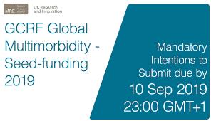 GCRF Global Multimorbidity – Seed-funding 2019