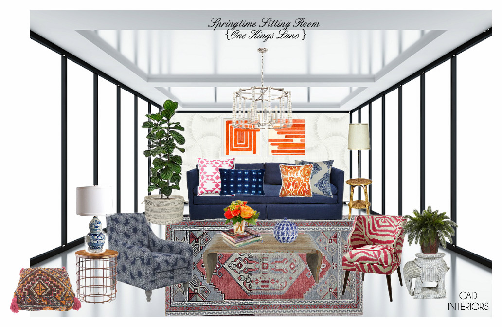 edesign interior design interior decorating transitional eclectic modern animal print mood board