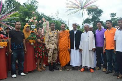 ปัตตานีบ้านฉัน...: สังคมชายแดนใต้...พี่น้องไทยพุทธ-มุสลิม