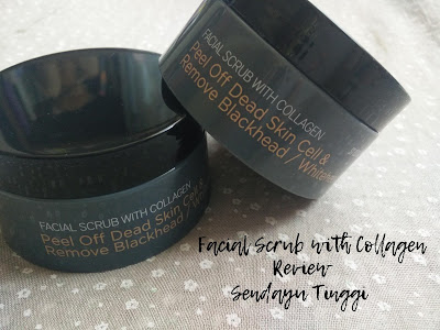 Sendayu Tinggi Facial Scrub With Collagen Review