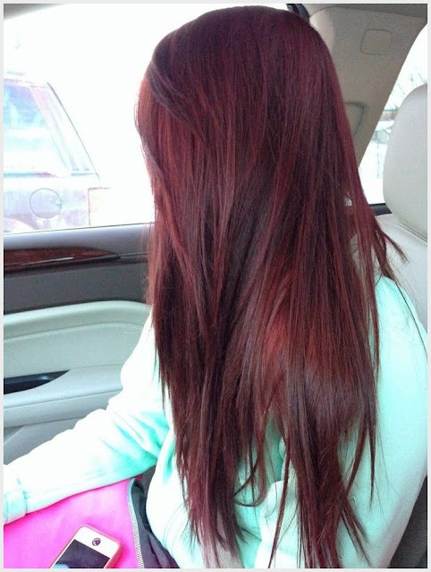 2019 hair color ideas red