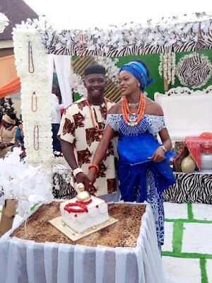 MODERIA2018: Celebration as Female Graduates UNIZIK Has Her Traditional Marriage Ceremony In Enugu, Nigeria (Photos & Videos)