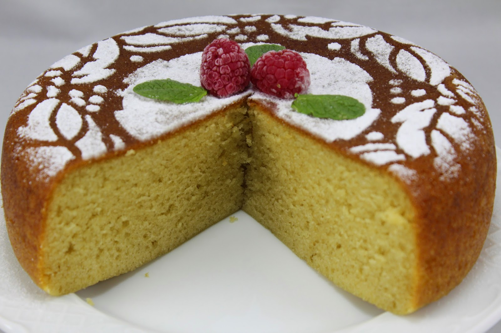 Tarta borrachina olla GM