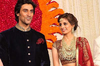 Kunal Kapoor & Naina Bachchan