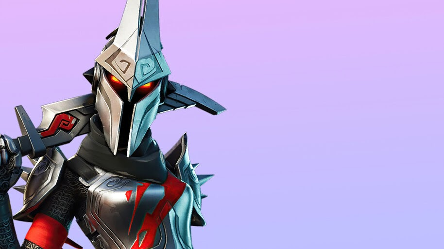 Fortnite, Eternal Knight, Chapter 2, Season 3, Battle Pass, Skin, 4K, #5.2120