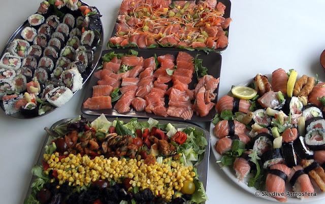 Skoki i Sushi