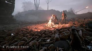 A Plague Tale: Innocence Cover Wallpaper