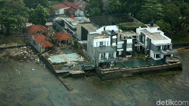 Update Jumlah Korban Tsunami Selat Sunda: 429 Tewas, 154 Hilang