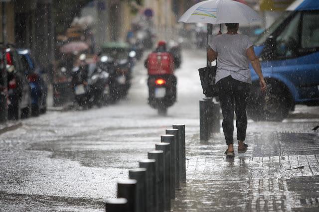 Καιρός: Ραγδαία επιδείνωση με βροχές και πτώση θερμοκρασίας- Που θα χτυπήσουν τα φαινόμενα
