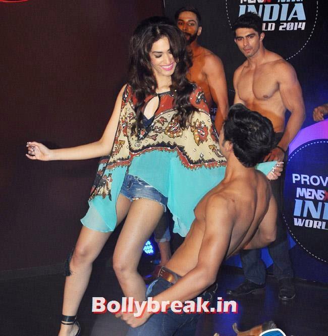 Povogue Mr India World 2014 Finale, Ankita Shorey, Others at Mr India World 2014