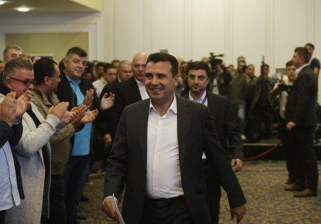 Σκόπια: Υπερψηφίστηκε η συνταγματική αναθέωρηση