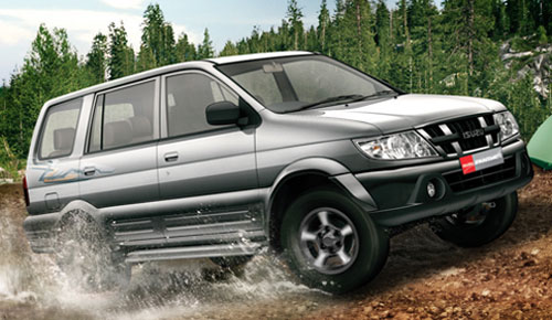 All About Car Choice: Isuzu Panther Grand Touring