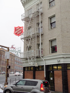 Salvation Army, Portland, Oregon