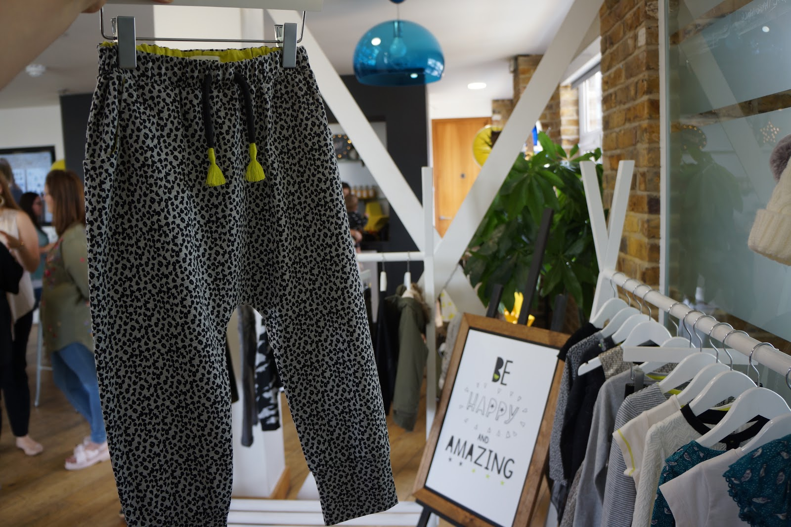 leopard print harem pants from fearne cotton kids clothing collection