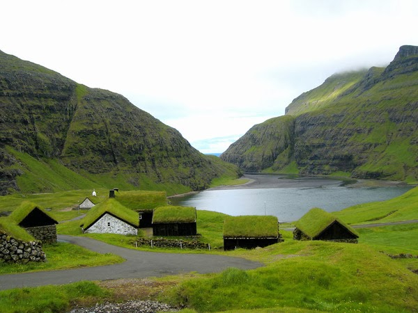4. The Faroe Islands - Top Fairy Tale Places You Must See