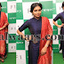 Lakshmi Menon Navy Blue Salwar