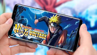 Cara Mengatasi Blank Putih dan Error Code 000000034 - Naruto X Boruto Ninja Voltage