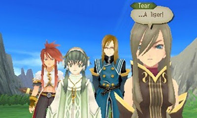 Huyền Thoại Hỏa Quang  Tales of the Abyss