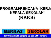 RKKS dan RKTS Jenjang SD dan SMP Terbaru Gratis Download