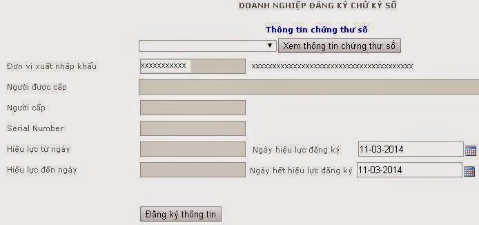 dang ky thong tin