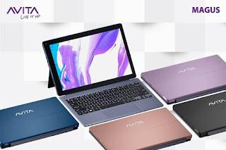 NEXSTGO Jual Laptop AVITA MAGUS dengan Harga 4 Jutaan Rupiah?