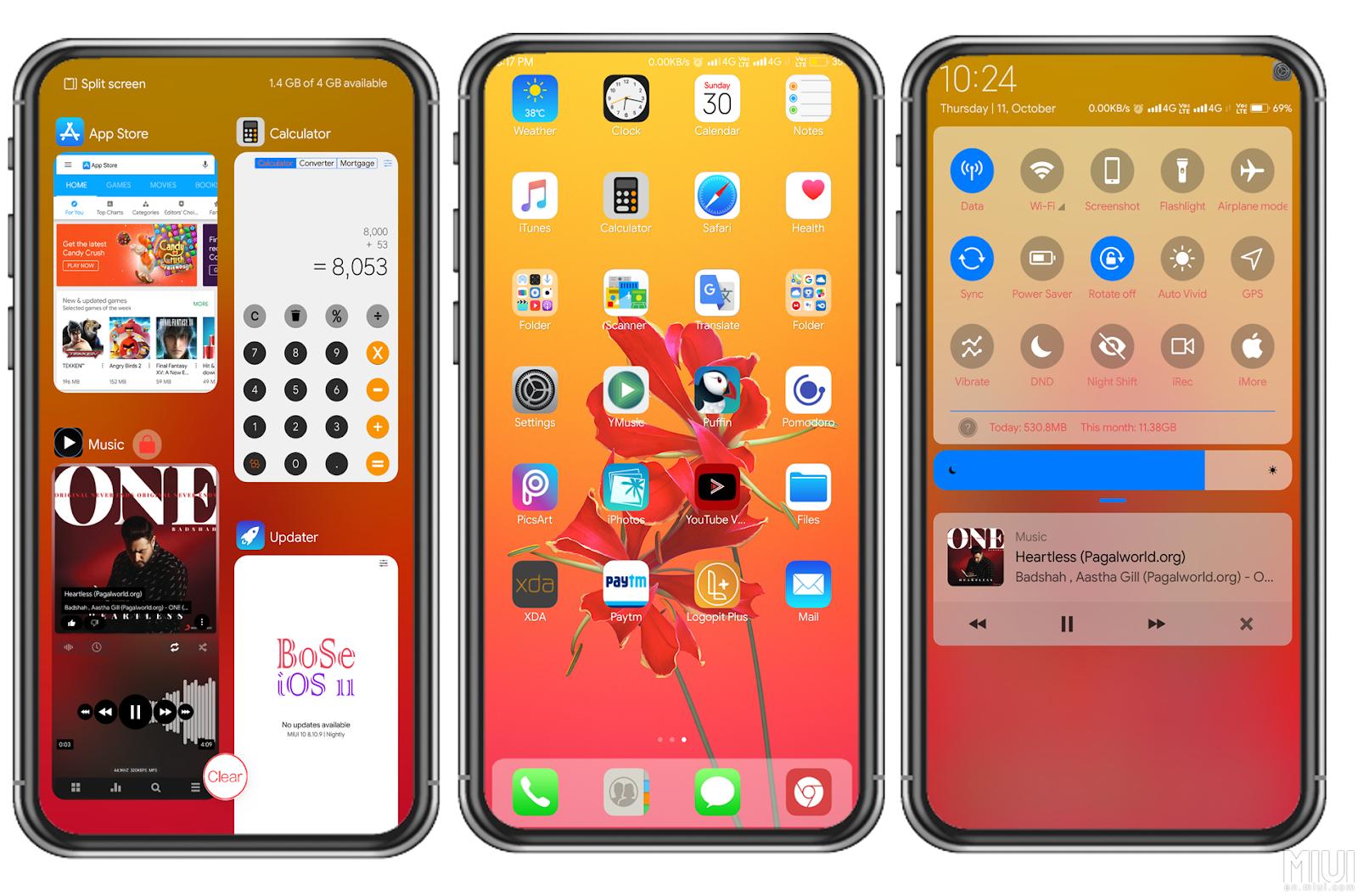 Download Kumpulan Tema MTZ MIUI 10 Terbaik Untuk Xiaomi Terbaru
