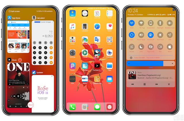 Unduh Kumpulan Tema MTZ MIUI 10 Terbaik Buat Xiaomi Terbaru