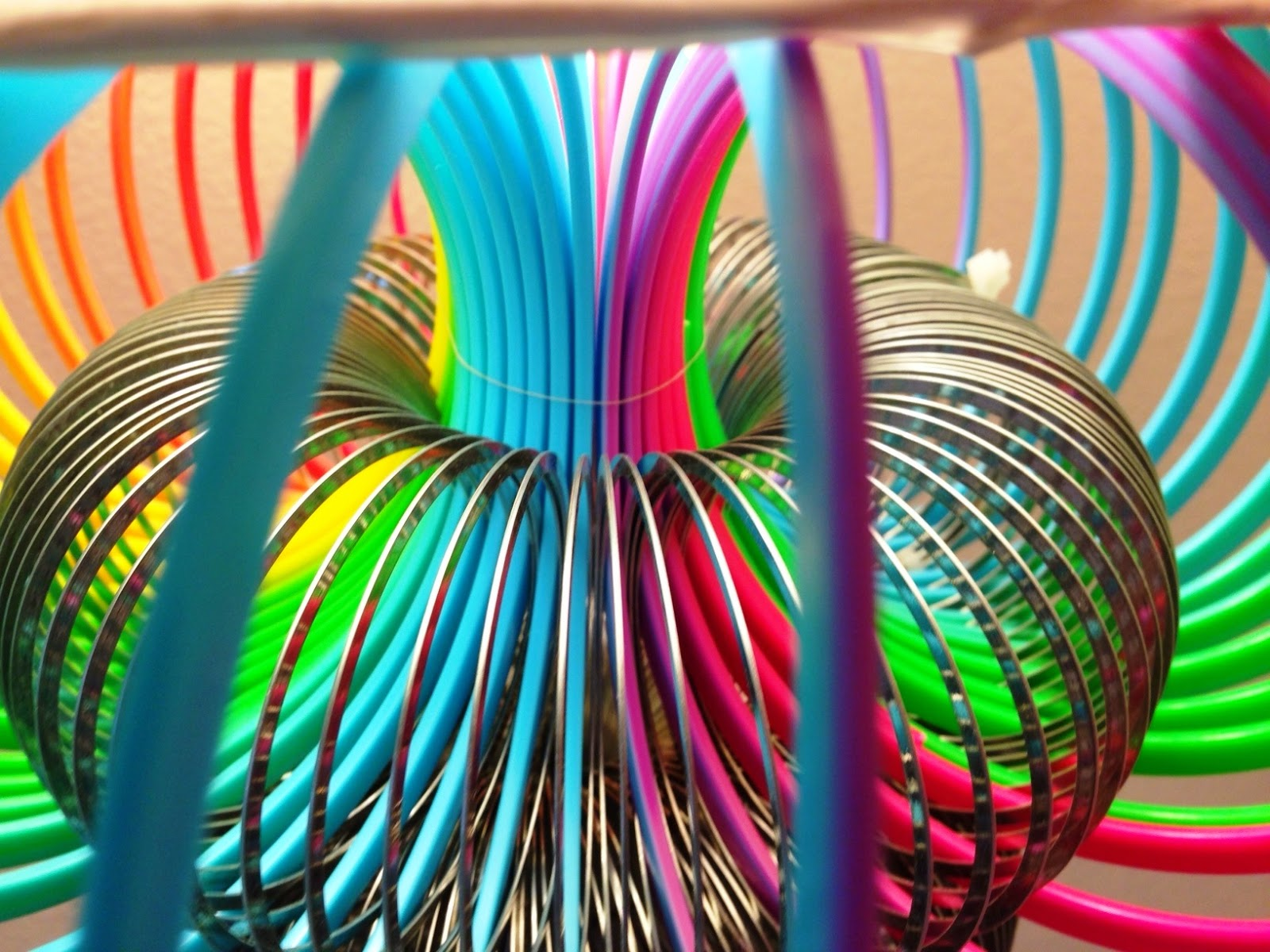 A Simple Explanation Of Absolutely Everything More Slinky Art