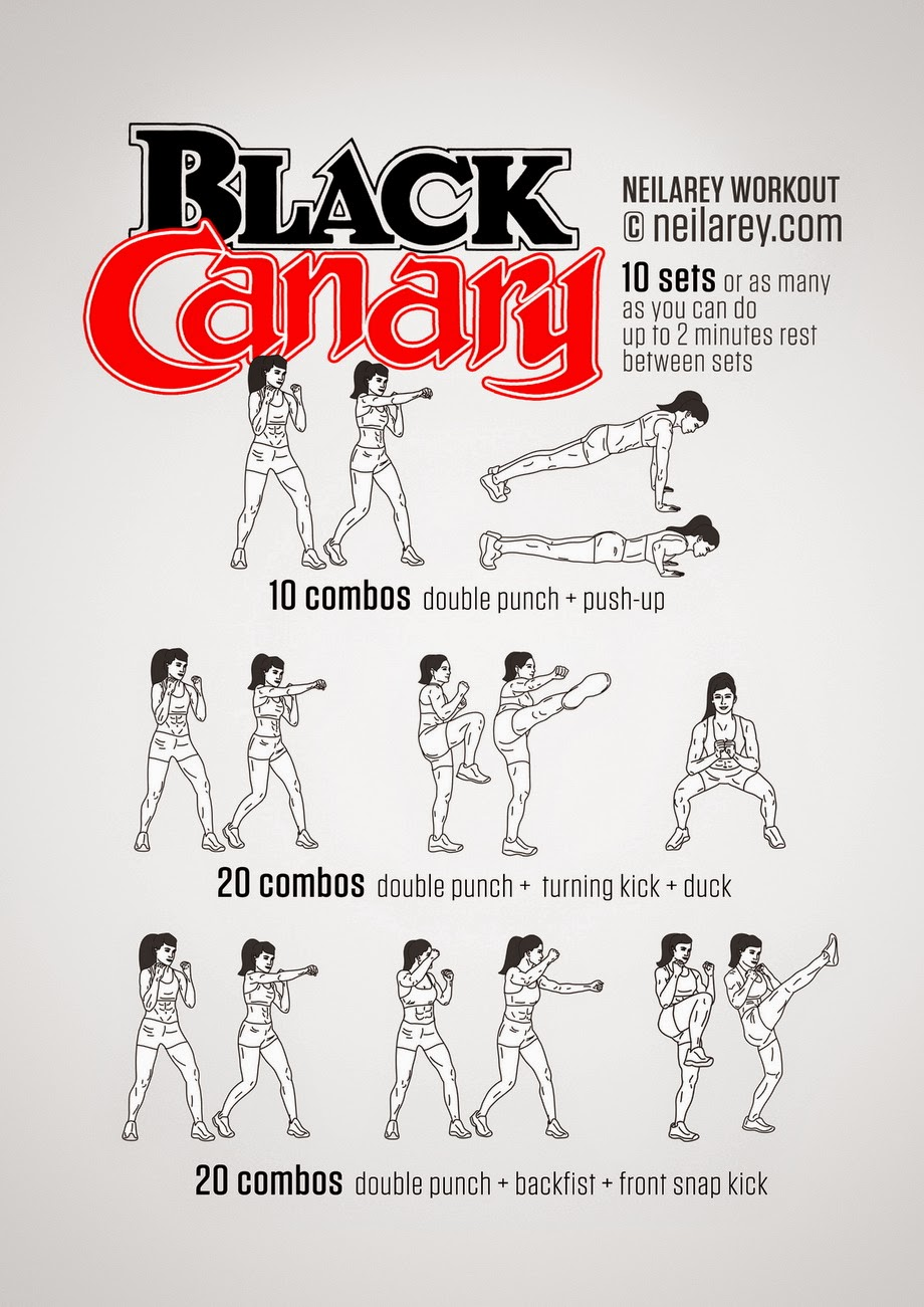 black workout 2