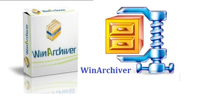 تحميل برنامج WinArchiver لفك وضغط الملفات + التفعيل