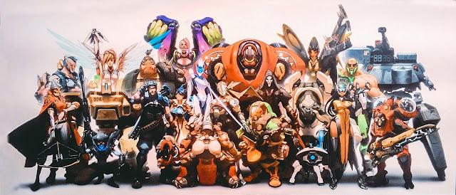Overwatch Download Heroes