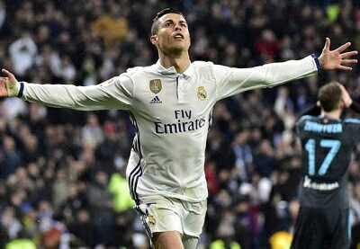 Cristiano Ronaldo to be Named World Best-Paid Athlete