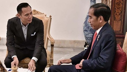 LSI Denny JA Sebut Pemilih Muslim Partai Demokrat Dukung Jokowi