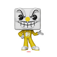 Pop! Games: Cuphead - King Dice CHASE