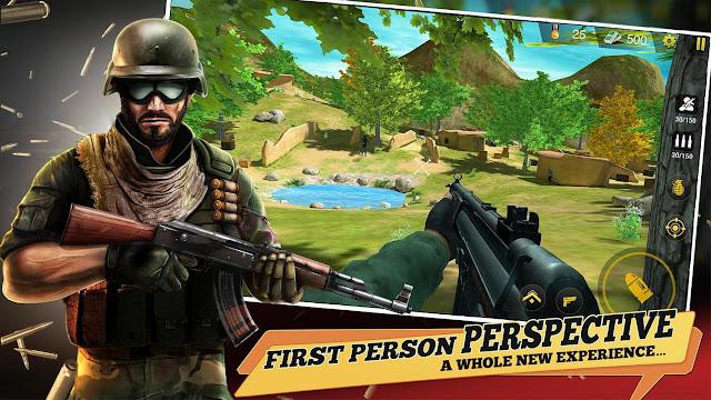 Yalghaar: Grand Game Abadi 3D FPS Offline
