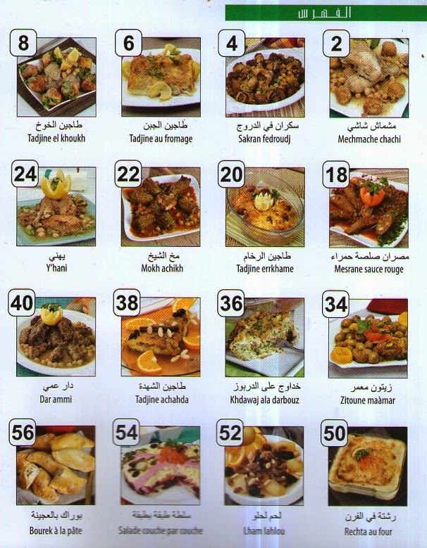 La Cuisine Alg Rienne Cuisine Facile Plats Du Patrimoine