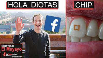 Mark Zuckerberg, Facebook, noticias 2018, tecnologia 2018, ultimas noticias, web de noticias