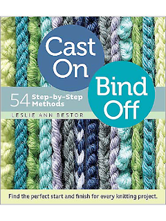 Review: Cast On, Bind Off, by Leslie Ann Bestor