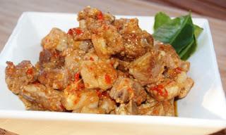 Resep Ayam Tinoransak Khas Sulawesi Utara