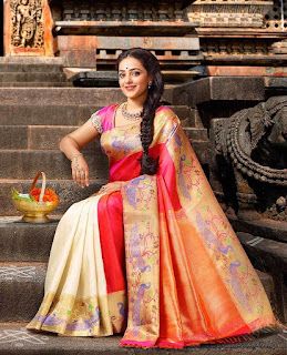 Pattu Sarees with different color combinations is incredibly gorgeous.