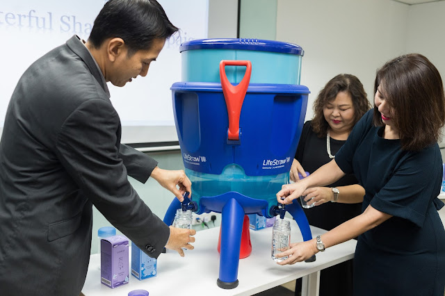 Laneige's 'Waterful Sharing Campaign' Renewed Momentum to Extend Provision of Clean Water For Rural Communities, Laneige Malaysia, about laneige malaysia, csr program in malaysia for 2017, csr program, laneige sleeping mask, laneige refill me bottle