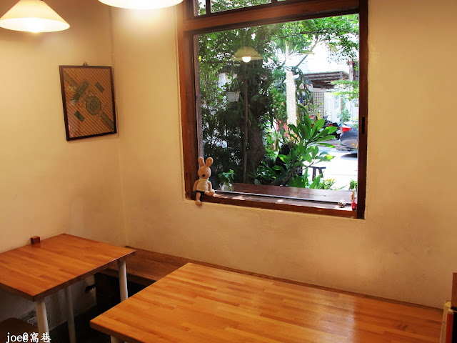IMG 0223 - 【台中美食】窩巷 hidden lane 隱藏在巷弄間的甜點店 |咖啡 | 甜點|巷弄美食|蛋糕|藍梅塔|台中甜點店|老屋甜點|下午茶|