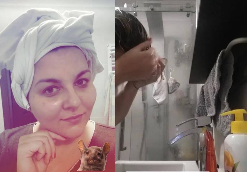 Moja pielęgnacja włosów - Z prostych do kręconych. Czyli jak przeszłam na świadomą pielęgnację włosów kręconych