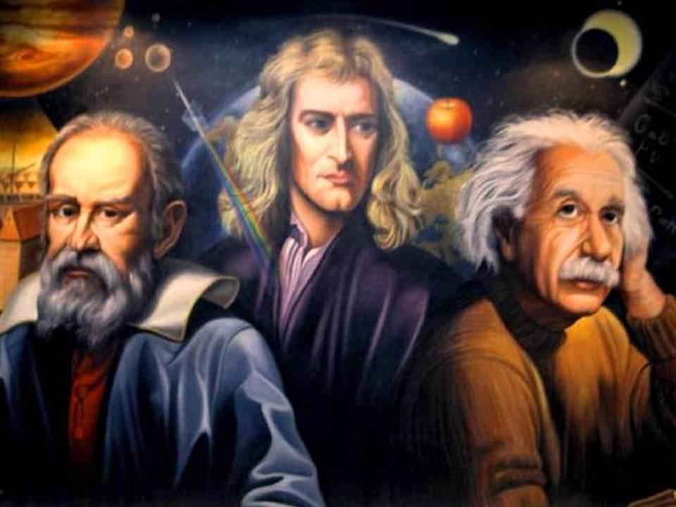 تطور الأفكار في الفيزياء | الجزء الثاني