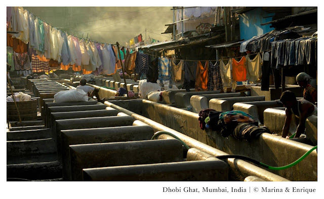 India: Planning a Stopover in Mumbai - Dhobi Ghat - Ramble and Wander