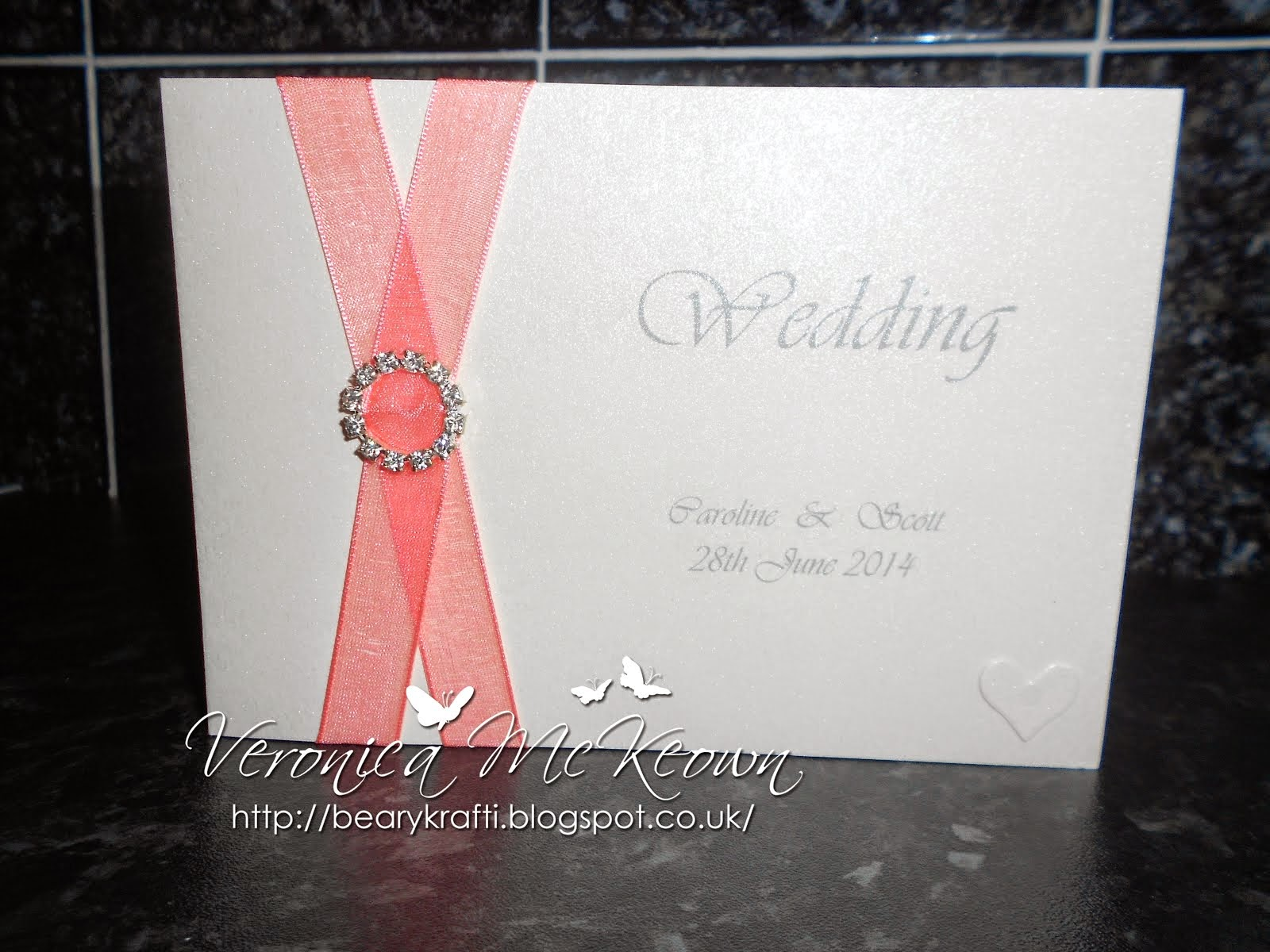 Wedding Invitations Ivory