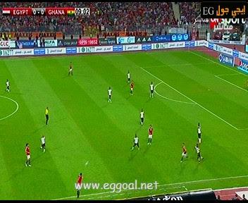 اهداف مباراة مصر وغانا 2-0 ||تصفيات كأس العالم egypt vs ghana goals 13-11-2016