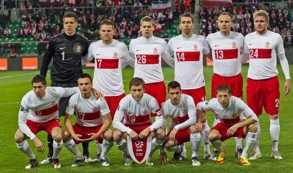 Piala Dunia 2018 Timnas Polandia